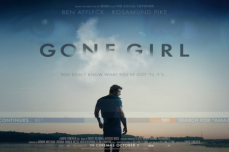 Gone Girl 2014 film poster