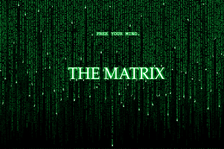 Matrix Background Wallpaper