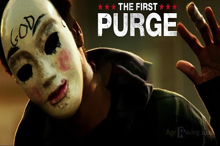 The First Purge Age Rating 2018 Movie Poster Images and Wallpapers