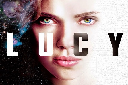 lucy movie hd poster