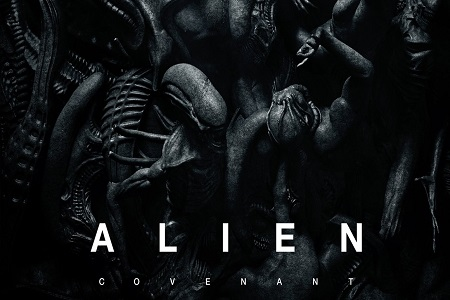 Alien Covenant First Official Poster feat