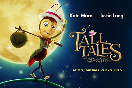 Tall Tales The Magical Garden