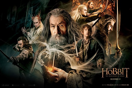 The Hobbit The Desolation of Smaug 2013 dvdplanetstorepk