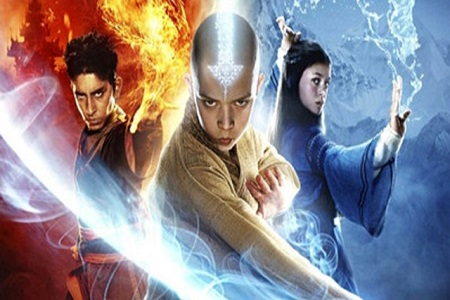 The Last Airbender movie re