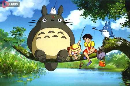 انیمیشن My Neighbor Totoro