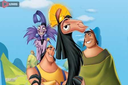انیمیشن The Emperor's New Groove