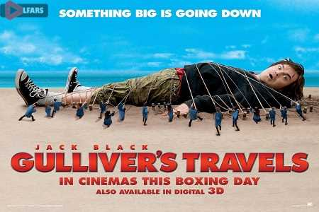 gullivers travels poster 3