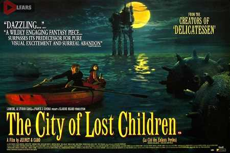 the city of lost children 1995 poster3