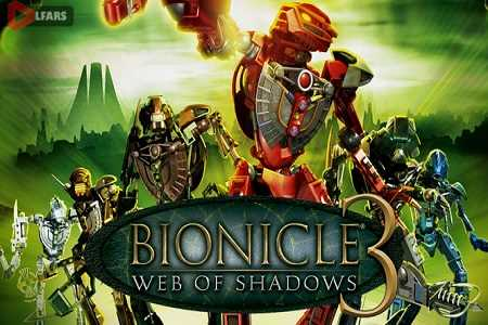 Bionicle 3 Web of