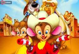 american tail west