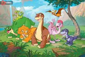 Cast of the land before time 5