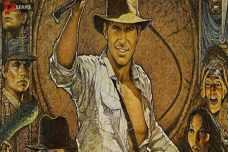Raiders of the Lost Ark 1981 Movie Poster 720x340