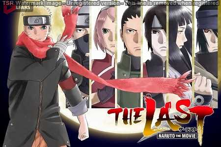 The Last Naruto the Movie
