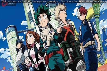 my hero academia two heroes movie