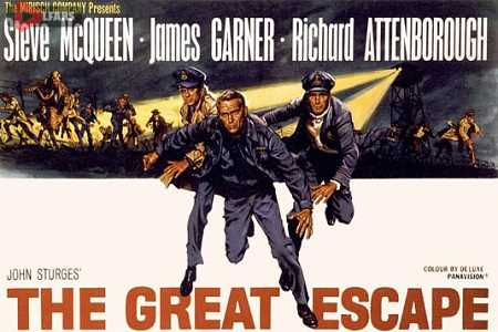 فیلم The Great Escape 1963