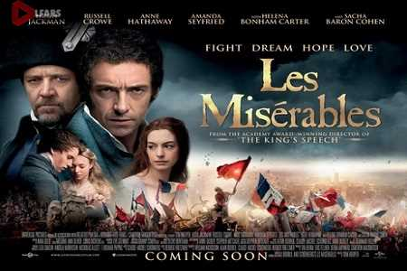 فیلم les miserables