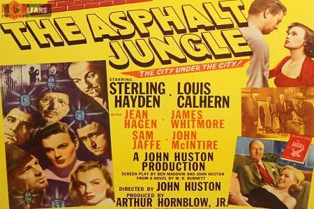 فیلم The Asphalt Jungle 1950