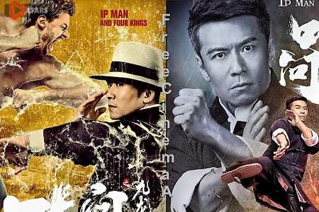 Ip Man And Four Kings 2019