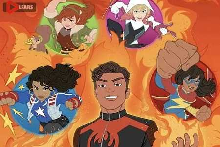Marvel Rising Playing with Fire 2019