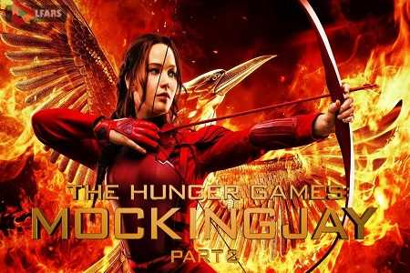 The Hunger Games Mockingjay – Part 2 2015