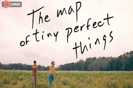 Map of Tiny Perfect Things Logo