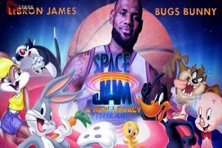 2021 Space Jam A New Legacy
